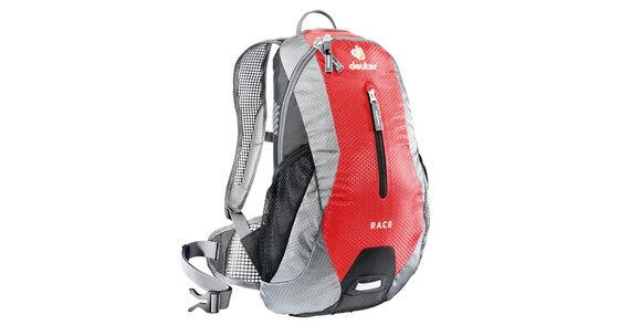Deuter Race fire/silver